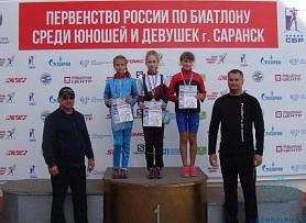 Первенство РМ по летнему биатлону «Кросс-спринт» среди юношей и девушек 2008-2009 г.р.