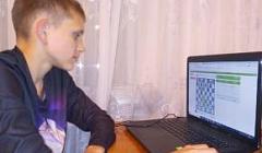 Мы в финале шахматных соревнований