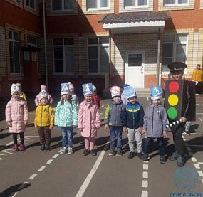 Единый день безопасности в рамках Всероссийской акции «Неделя безопасности дорожного движения»