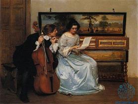 Шедевры музыкальных поколений