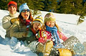 Чек - листы для детей и родителей «Новогодние каникулы»