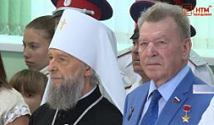 Память о генерал-полковнике Николае Антошкине хранят в 30-й школе Саранска