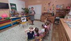 """ООД по речевому развитию """"Зимушка-зима"""", во второй младшей группе №5, воспитатель Неськина Н.И."""