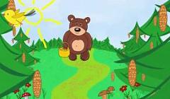 "Панюшкина Р.М. ООД по речевому развитию в старшей группе ""По медвежьим следам"""