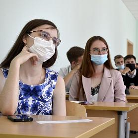 Факультет математики и информационных технологий МГУ им. Н. П. Огарева приглашает школьников на день открытых дверей