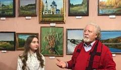 """Презентация выставки """"Край, что Мордовией зовется"""""""
