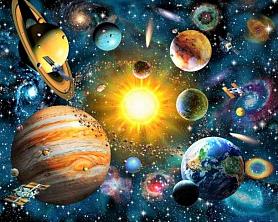 Акции «Читаем о космосе»