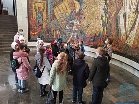 Посещение музея Боевой и трудовой славы