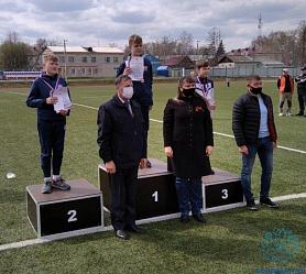 Республиканские соревнования по легкой атлетике в с. Дубенки