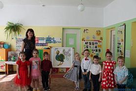 Районное методическое объединение  для воспитателей средних групп.