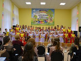 """31 мая 2021 года в МБУ ДО """"Детская школа искусств"""" Чамзинского муниципального района состоялся отчетный концерт"""