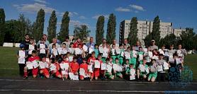 Открытое первенство города Алатырь по футболу, среди школьников 2009-2011 г.р.