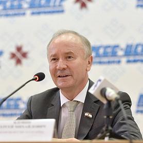 Ректор Сергей Вдовин об особенностях приемной кампании 2021 года