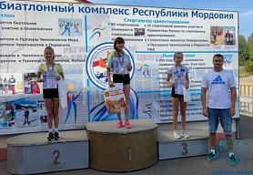 Открытое первенство РМ по летнему биатлону