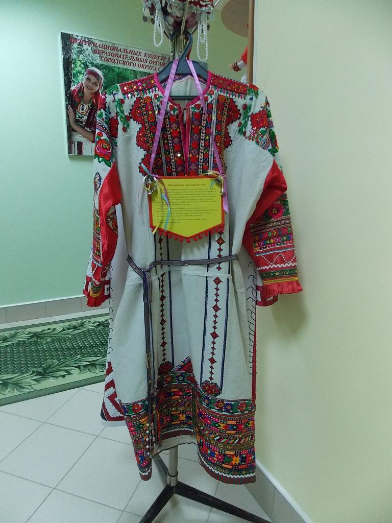 Традиционный костюм народов поволжья марийский картинки