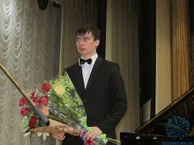 Концерт  Александра Ключко