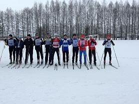 Лыжные гонки памяти Е.В.Сенгаева 2016
