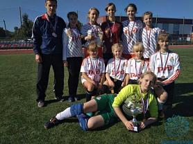 Турнир по футболу на призы Госсобрания РМ