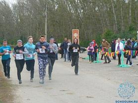 Соревнования по бегу памяти мастера спорта по легкой атлетике Ю.К. Есакова