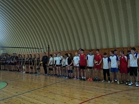 Республиканские зональные соревнования по волейболу среди ДЮСШ