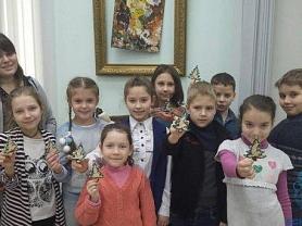 Мастер-класс по изготовлению новогодней игрушки