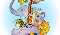"Фрагмент ОД по физическому развитию ""Путешествие в зоопарк"" /Янгляева И. В., инструктор по физической культуре/"