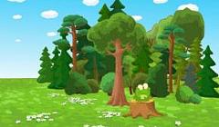 """Занятие Маматовской Е. С. """"Мы с тобой весенним днём на прогулку в лес пойдём"""""""