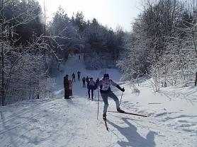 Лыжня России - 2018