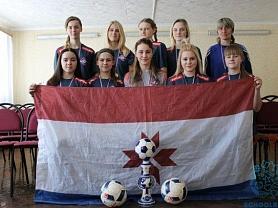 Победили на Кубке России!