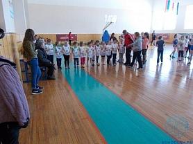 Первенство Ардатовской ДЮСШ по спортивной ходьбе