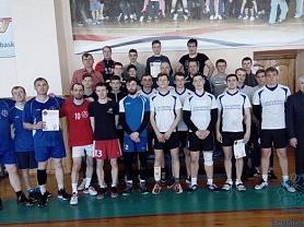 Традиционный турнир по волейболу на призы почетного гражданина г. Ардатов РМ Ю.И. Машина
