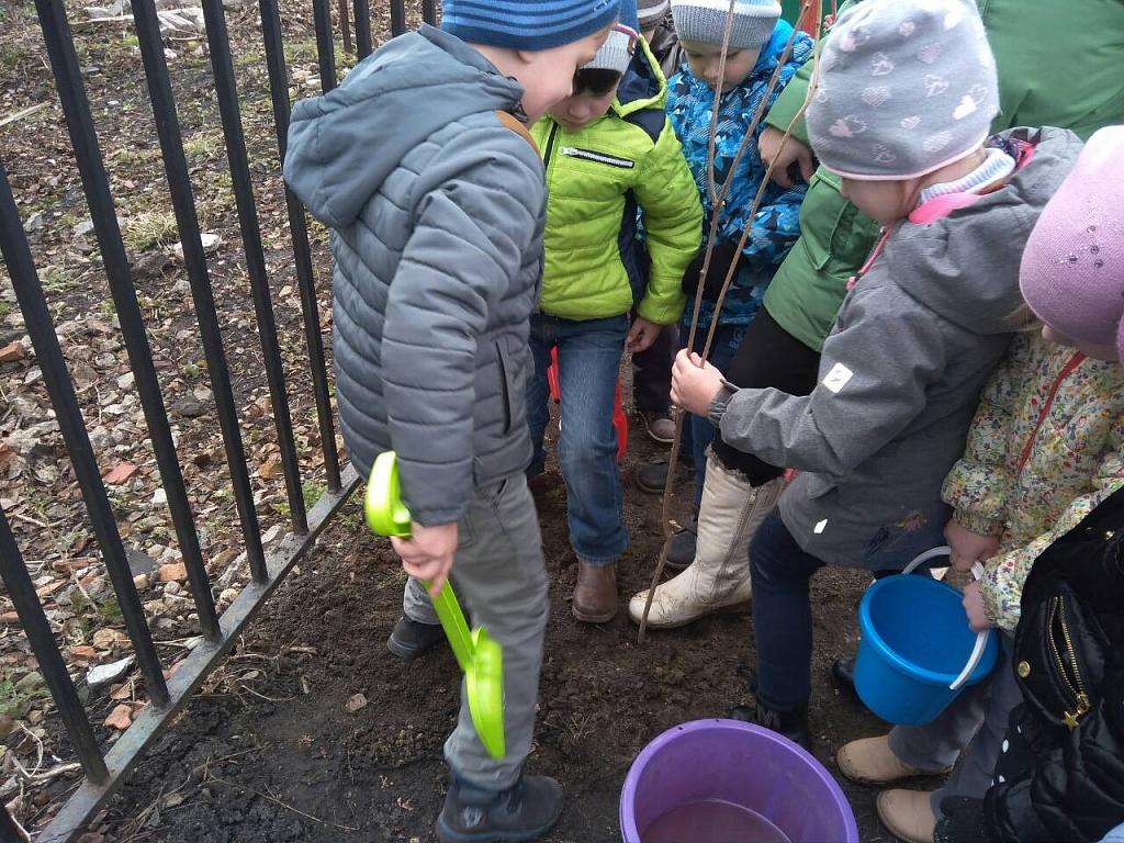 Для, фото день земли в детском саду