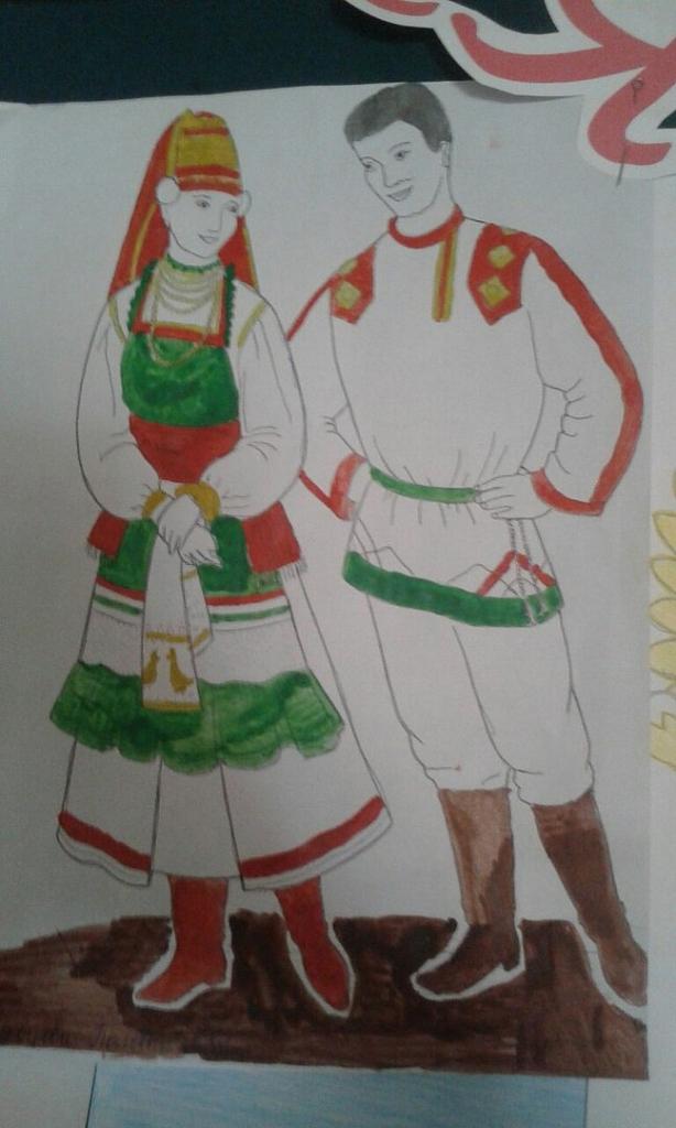 вас рисунок мордовские традиции популярных фэнтези-существ