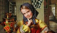 """Песня """"А я чайничала..."""", Екатерина Сизова, старшая группа"""
