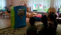 """Кукольный театр """"Колобок"""""""